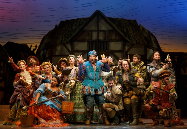 Something Rotten! took in 12 nominations for Outer Critics Circle Awards.