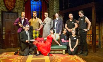 The Play that Goes Wrong, Duchess theatre London