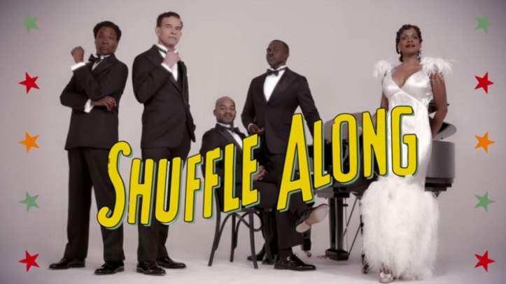 Shuffle-Along--Broadway--Musical--Revival--Preview