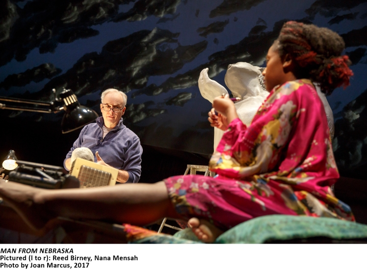 MAN FROM NEBRASKA By TRACY LETTS Directed by DAVID CROMER