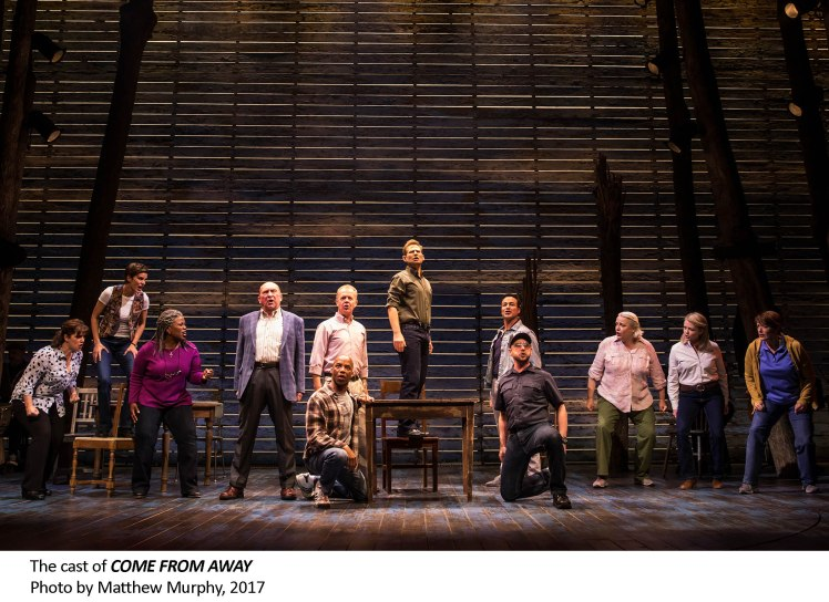 [5]_The cast of COME FROM AWAY