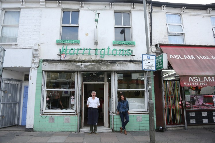 harringtons-exterior