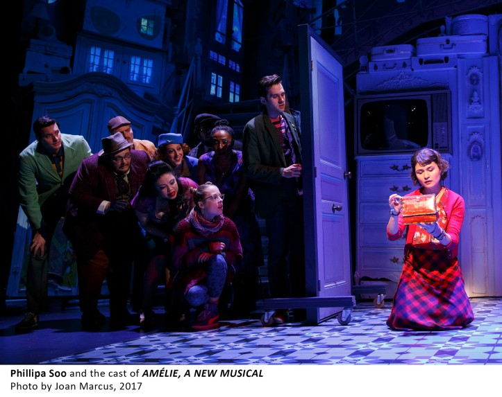 Amélie, A New Musical WALTER KERR THEATRE 219 W. 48TH ST.