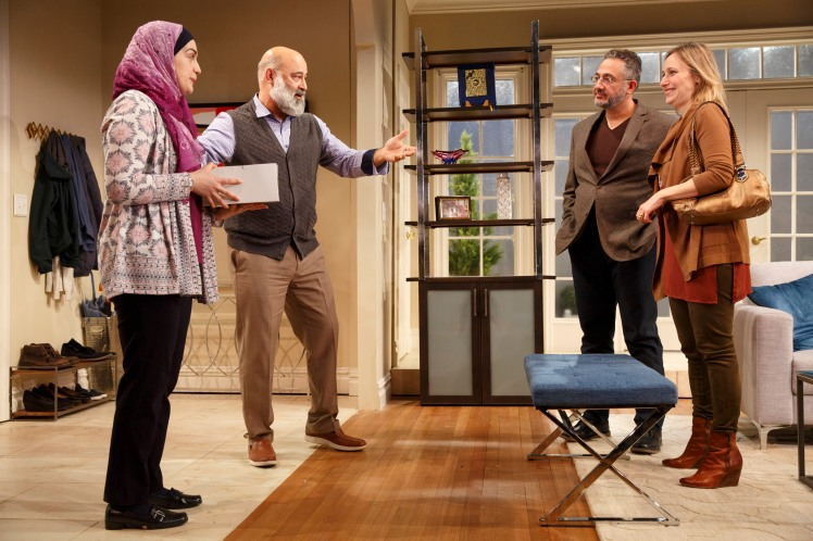 The ProfaneMarch 17, 2017 – April 30, 2017 Peter Jay Sharp Theater Written by Zayd Dohrn Directed by Kip Fagan World Premiere 2016 Horton Foote Prize winner