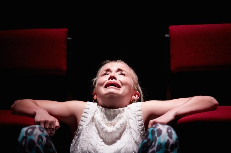 Sophie Melville in Iphigenia In Splott. Photo by Mark Douet(2)
