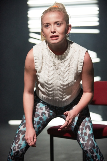 Sophie Melville in Iphigenia In Splott. Photo by Mark Douet(4)