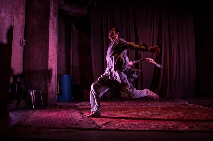 TROY IWATA in THE BOY WHO DANCED ON AIR. 3. Photography by Maria Baranova