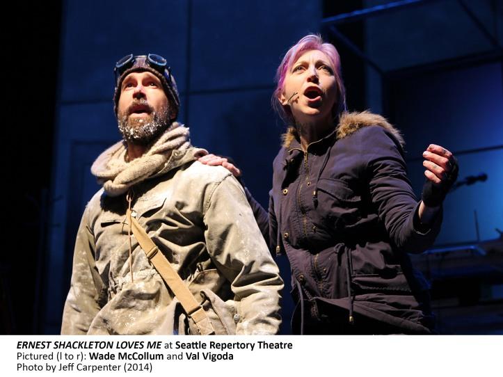 1_Wade McColum and Val Vigoda in Ernest Shackleton Loves Me