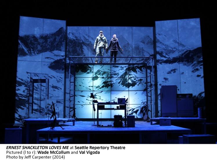 4_Wade McColum and Val Vigoda in Ernest Shackleton Loves Me
