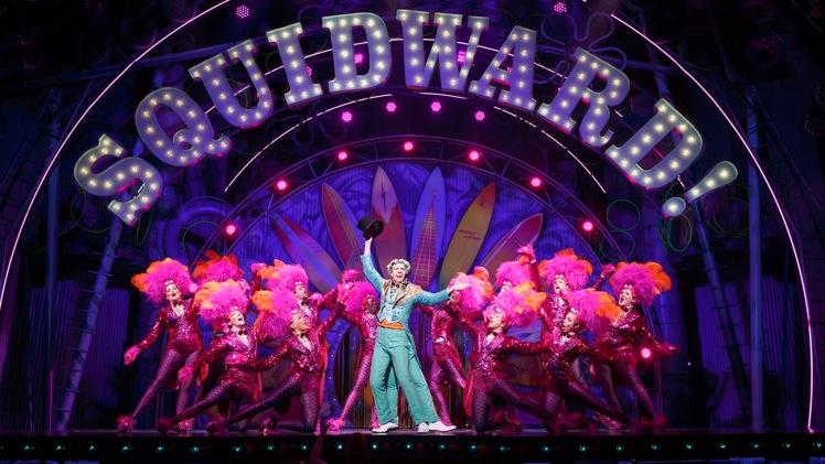 The Sponge Bob MusicalOriental Theatre