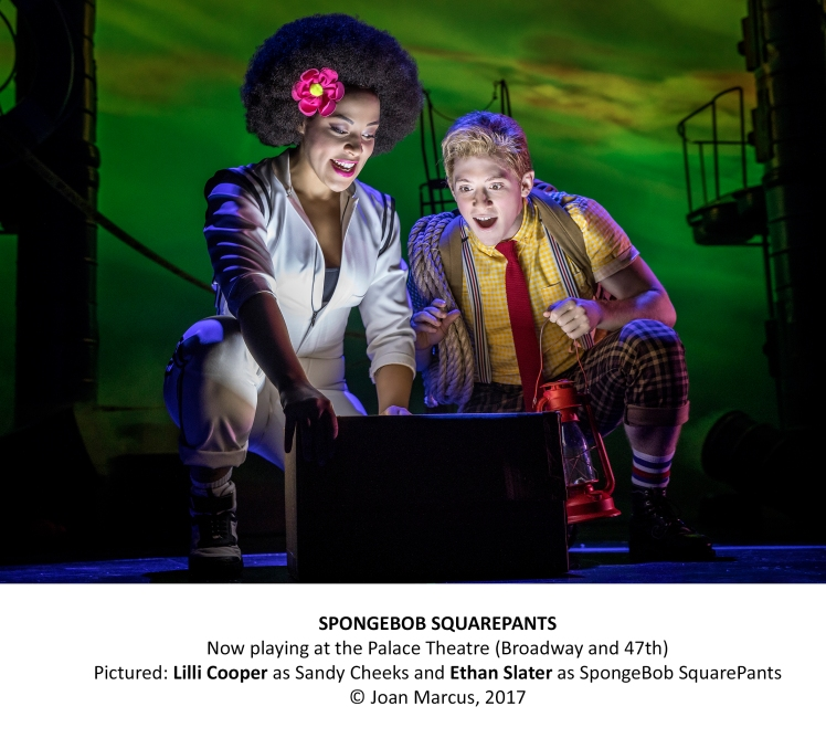 SpongeBob SquarePants The Broadway Musical for Everyone