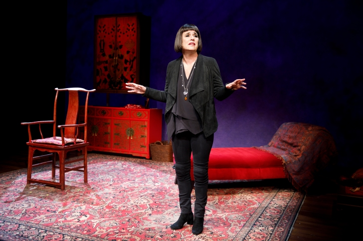 In the Body of the WorldWritten & Performed by Eve Ensler Directed By  Diane Paulus