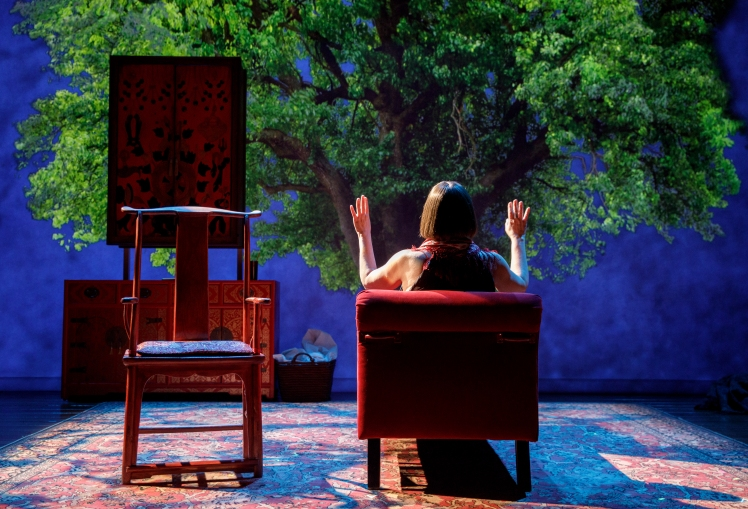In the Body of the World Written & Performed by Eve Ensler Directed By  Diane Paulus