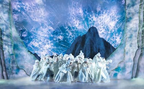 Company of Frozen.