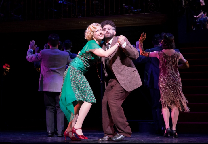 Encores!Grand Hotel the Musical