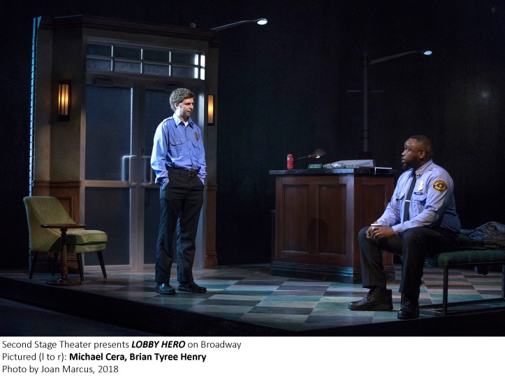 Lobby Hero 2nd Stage
