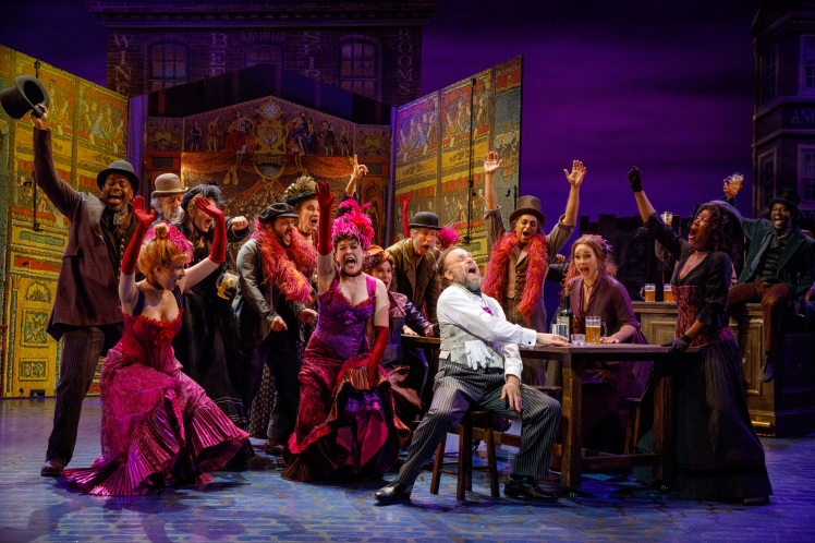 Lerner & LowesMy Fair Lady Lincoln Center Theater
