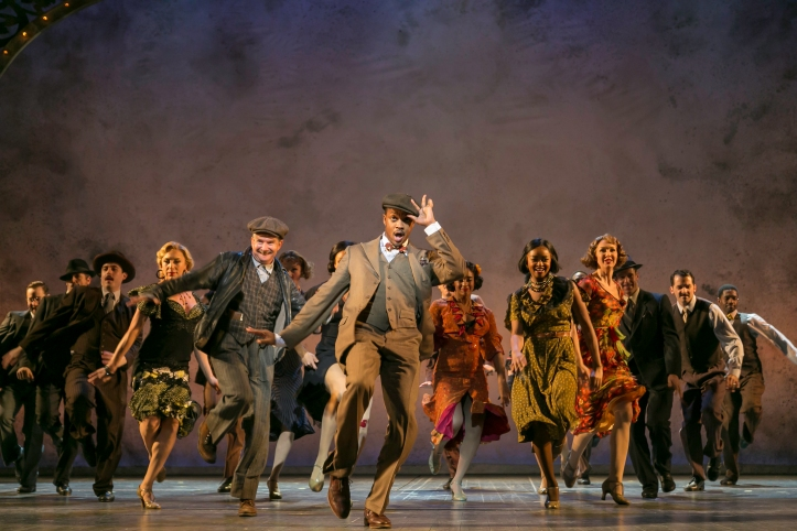 The Sting at Paper Mill Playhouse_Photo 3