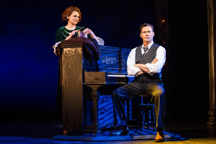 The Sting at Paper Mill Playhouse_Photo 4
