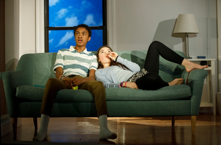 This Flat EarthMarch 16, 2018 – April 29, 2018 Mainstage Theater Written by Lindsey Ferrentino Directed by Rebecca Taichman