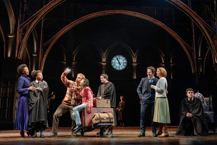 01 Harry Potter and the Cursed Child – NYC Photo By Manuel Harlan