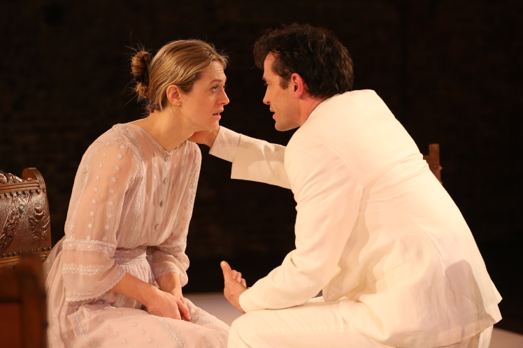 12. Marin Ireland and Nathan Darrow in SUMMER AND SMOKE. Photo by Carol Rosegg