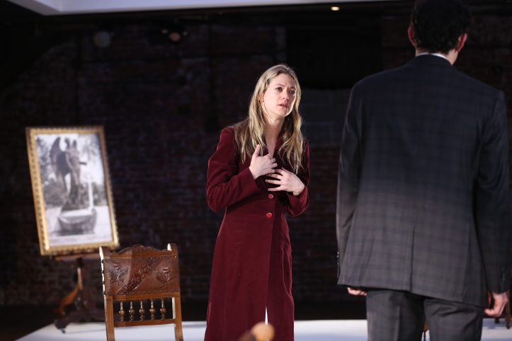 19. Marin Ireland and Nathan Darrow in SUMMER AND SMOKE. Photo by Carol Rosegg