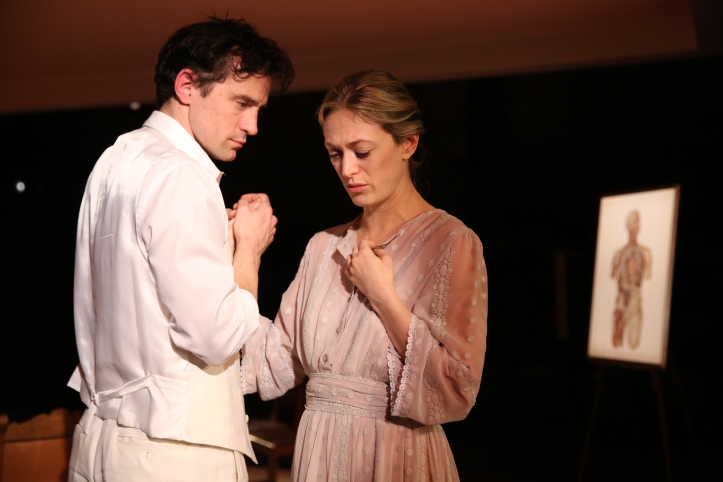22. Nathan Darrow and Marin Ireland in SUMMER AND SMOKE. Photo by Carol Rosegg