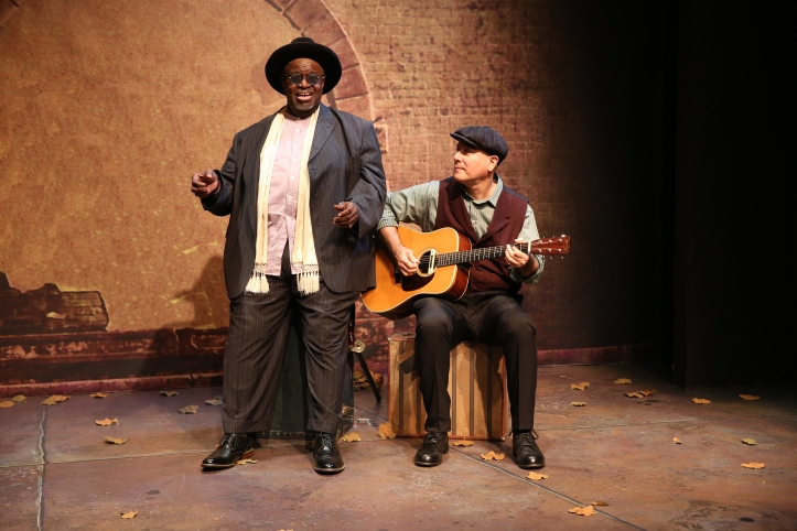 LONESOME BLUES Production Photo 10