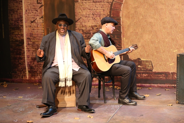 LONESOME BLUES Production Photo 5