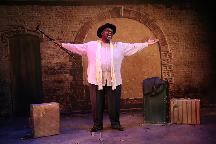 LONESOME BLUES Production Photo 9