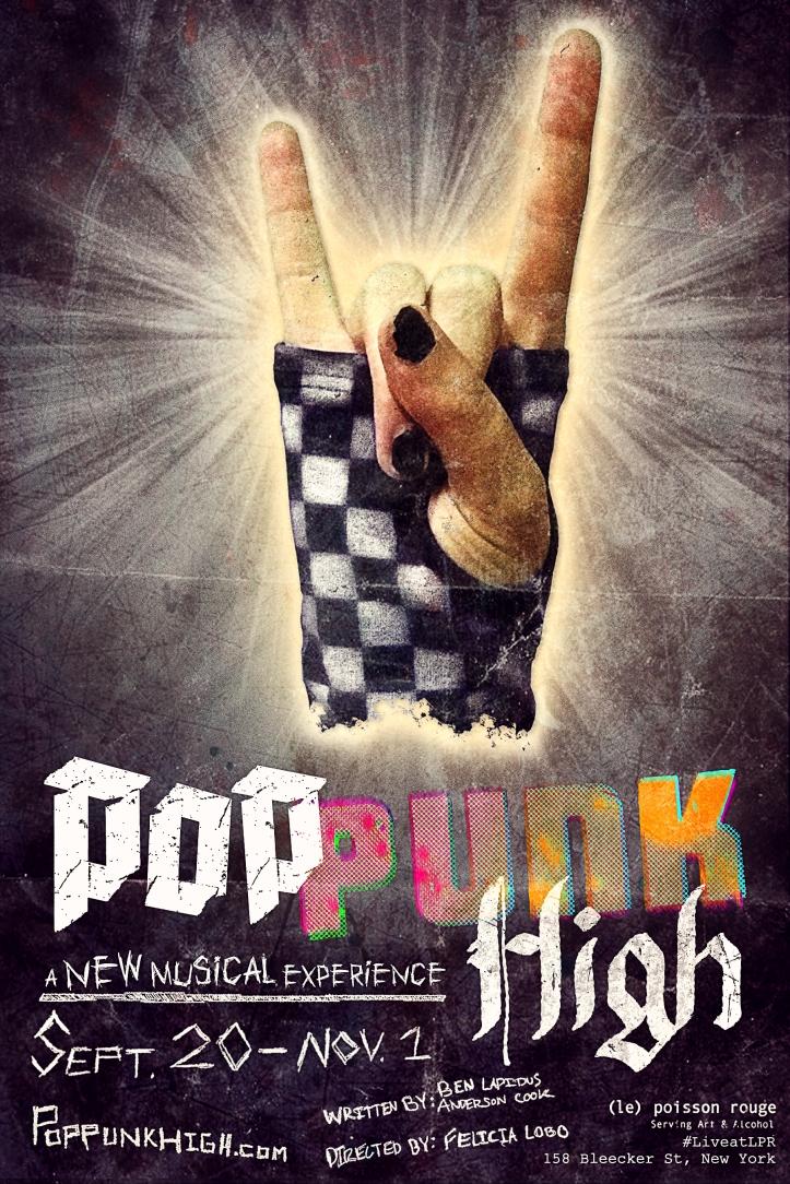 PopPunkHigh-poster