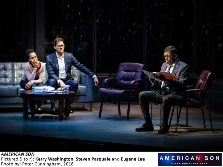 0833_Kerry Washington, Steven Pasquale, Eugene Lee in AMERICAN SON, Photo by Peter Cunningham, 2018