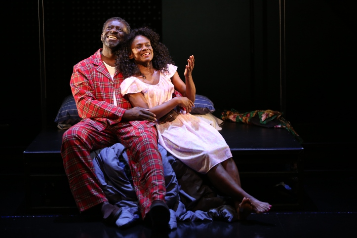GoodGrief0495 Oberon K.A. Adjepong and Patrice Johnson Chevannes Photo by Carol Rosegg