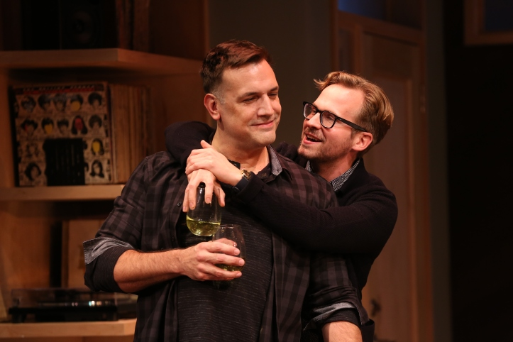 Ryan Spahn and Matthew Montelongo. Photo by Carol Rosegg (2)