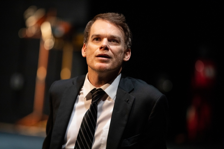 Thon PaineBy Will Eno Directed By Oliver Butler Michael C Hall
