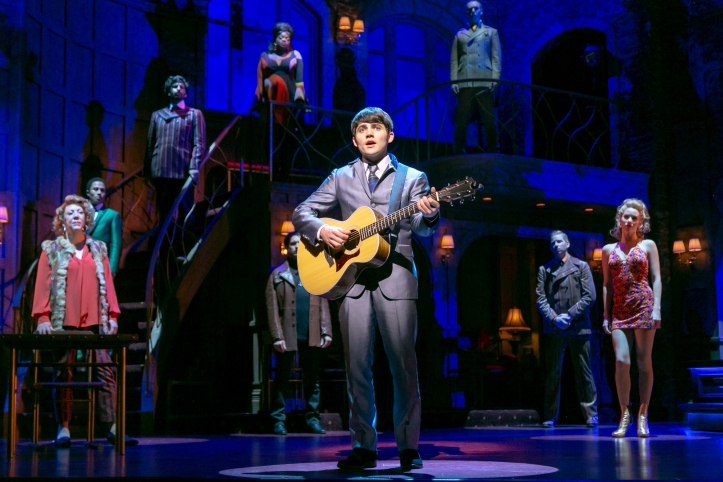My Very Own British Invasion at Paper Mill Playhouse_PHOTO 1