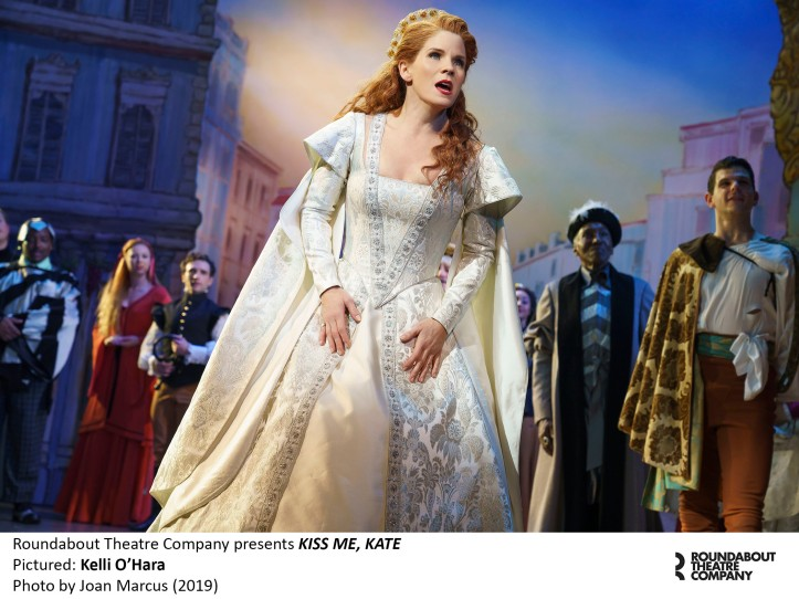 0264r_Kelli O'Hara in KISS ME, KATE, Photo by Joan Marcus 2019