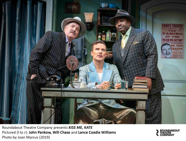 1035r_John Pankow, Will Chase and Lance Coadie Williams in KISS ME, KATE, Photo by Joan Marcus 2019