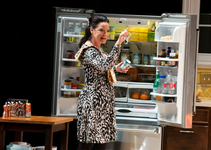 Danielle Skraastad in HURRICANE DIANE, presented by NYTW & WP Theater, Photo by Joan Marcus