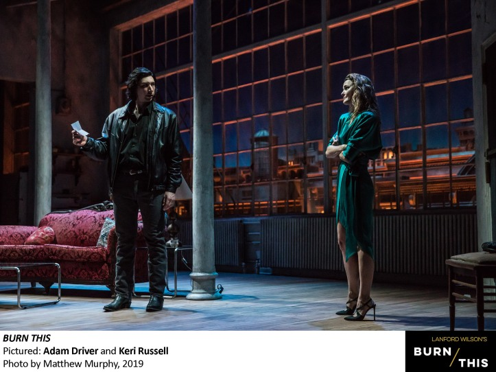 1 0596_Adam Driver and Keri Russell in BURN THIS, Photo by Matthew Murphy, 2019