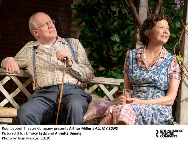 0168r_Tracy Letts and Annette Bening in Arthur Miller's ALL MY SONS, Photo by Joan Marcus 2019