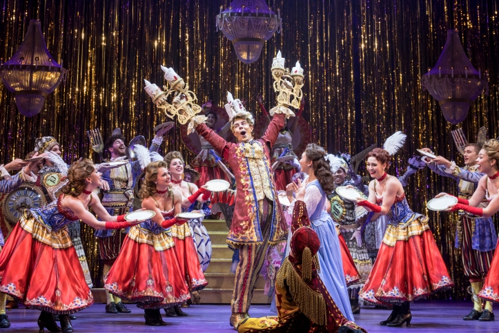 Beauty and the Beast at Paper Mill Playhouse_PHOTO 1