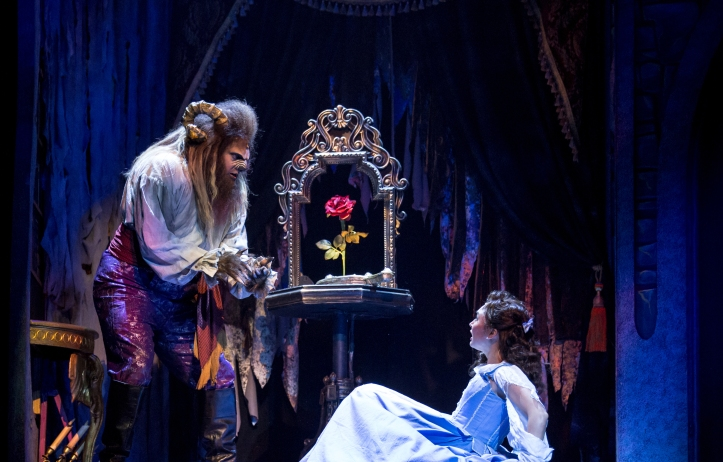 Beauty and the Beast at Paper Mill Playhouse_PHOTO 4