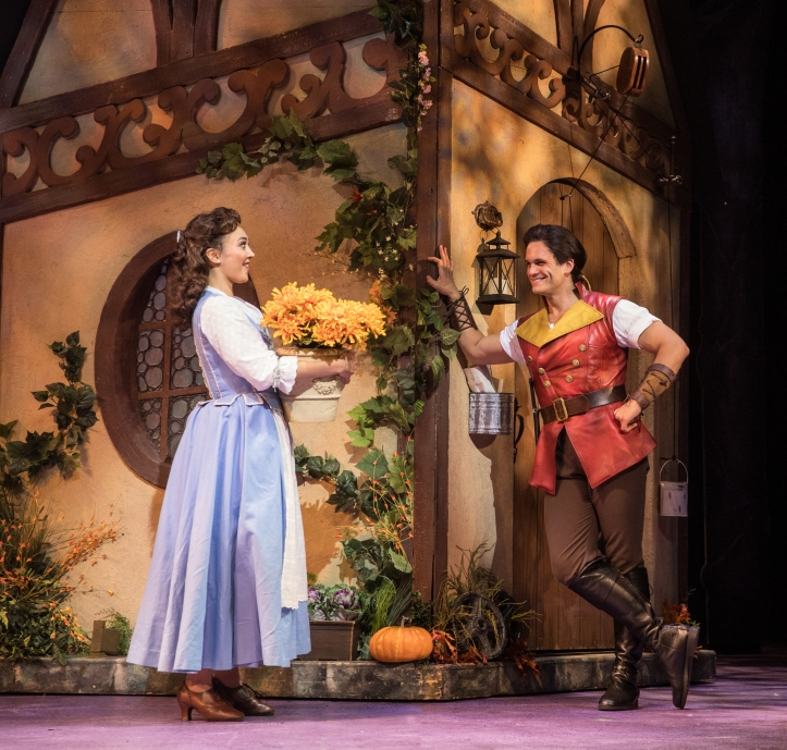 Beauty and the Beast at Paper Mill Playhouse_PHOTO 6