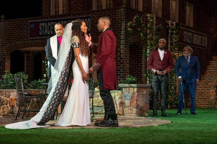 MUCH ADO ABOUT NOTHINGWritten by William Shakespeare Directed by Kenny Leon