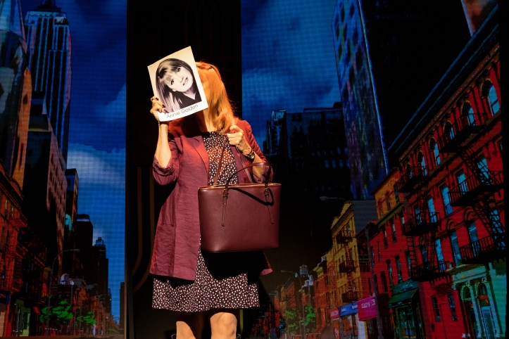 16 - Annie Golden in Broadway Bounty Hunter (c) Matthew Murphy