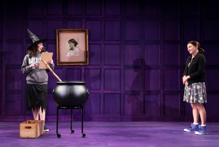 WivesWritten by Jaclyn Backhaus Directed by Margot Bordelon