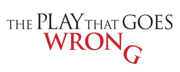 The Play That Goes Wrong Title Treatment
