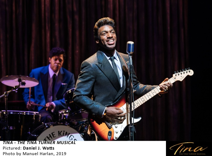 [TTM SetUp-073] Daniel J. Watts in TINA - THE TINA TURNER MUSICAL, Photo by Manuel Harlan, 2019